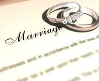 Get a certified copy of your marriage license